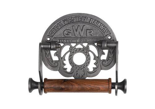 """Toiletpapierhouder """"GWR"""""""