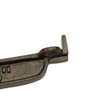 Gietijzeren plankdrager met Industriële uitstraling '' J DUCKETT & SON ''