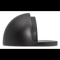 Deurstopper half rond - mat zwart gelakt - Ludlow Foundries