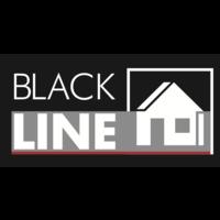 Blackline scharnierschroef gezwart HCP-coating TX met snijpunt