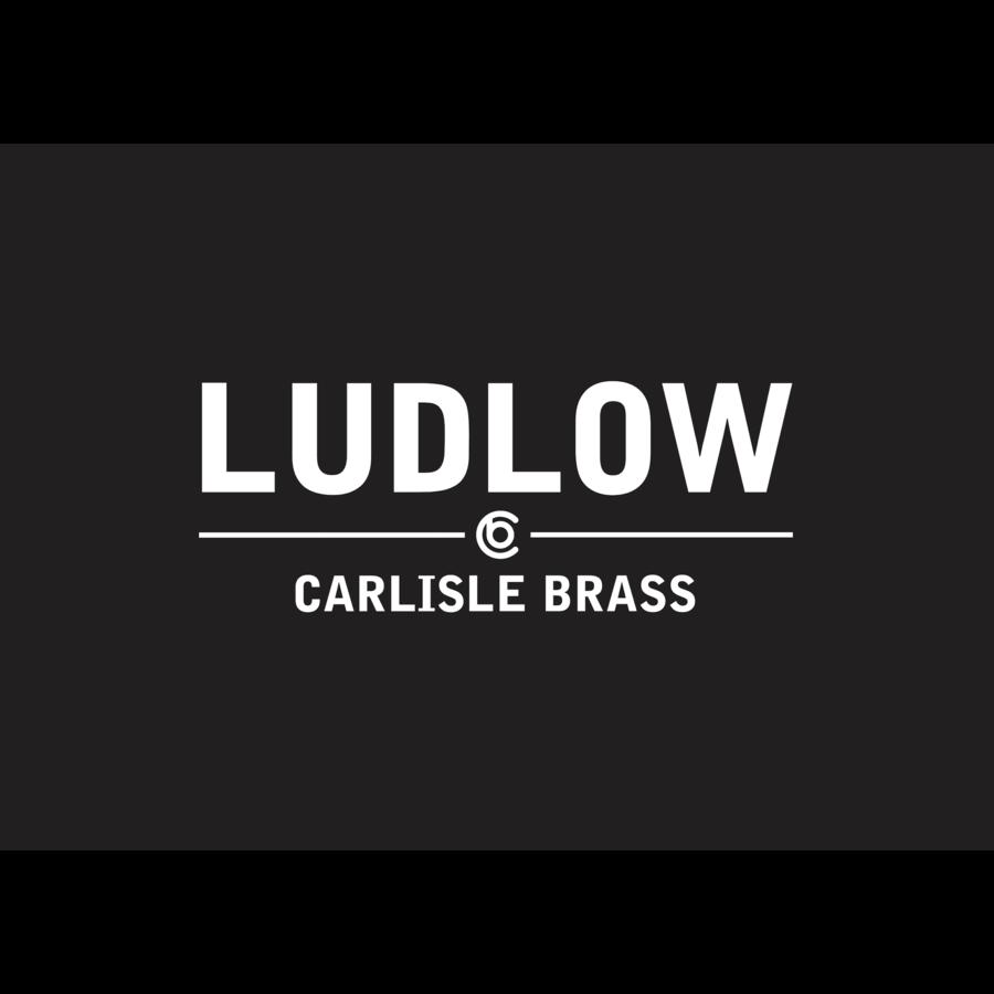 Deurbelknop  in Pewter van Ludlow Foundries