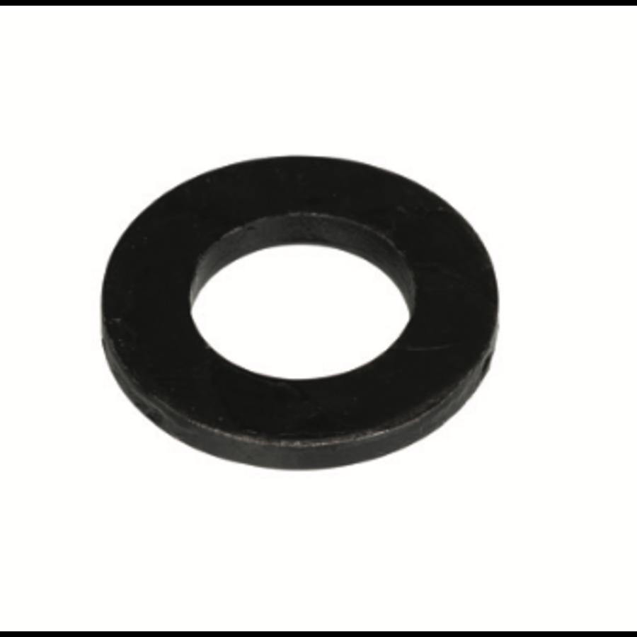 Sluitring Gezwart M8 x 16 x 1.4mm, DIN 125A
