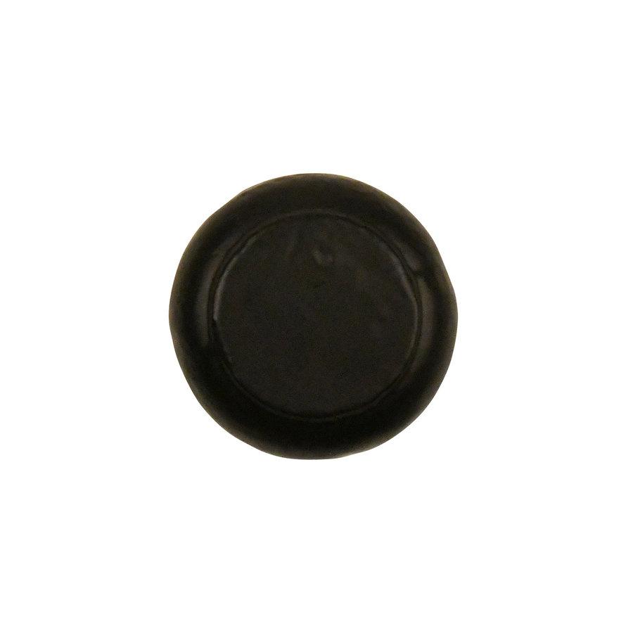Gietijzeren meubelknop rond 28 mm