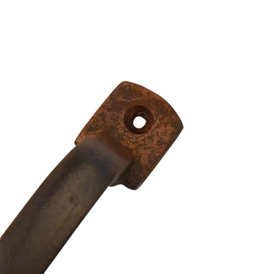Meubelgreep 119 mm Industrial roest van gietijzer