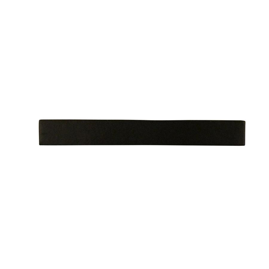 Meubelgreep 116 mm Industrial zwartgelakt