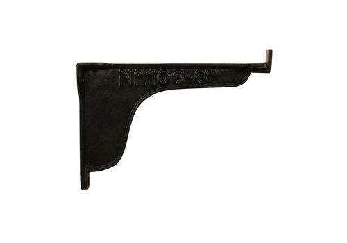 Plankdrager N°106-8  150x100mm  - zwart