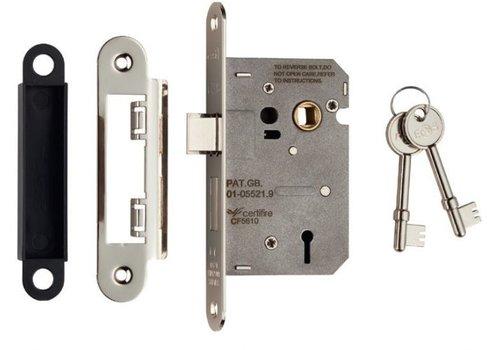 Euro Spec Dag- en nachtslot met klavier sleutels