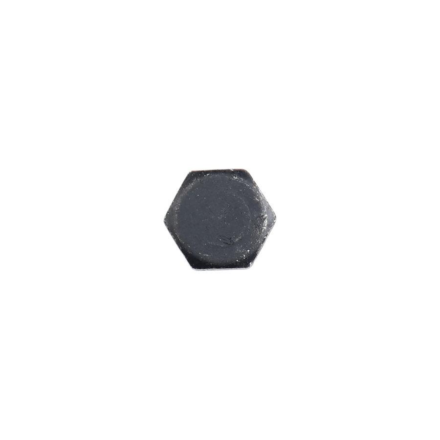 Houtdraadbouten zwart M8 x 70mm