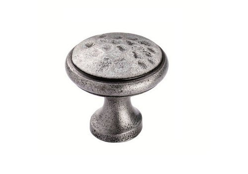 Ludlow Foundries Kastdeurknop 40mm - pewter finish