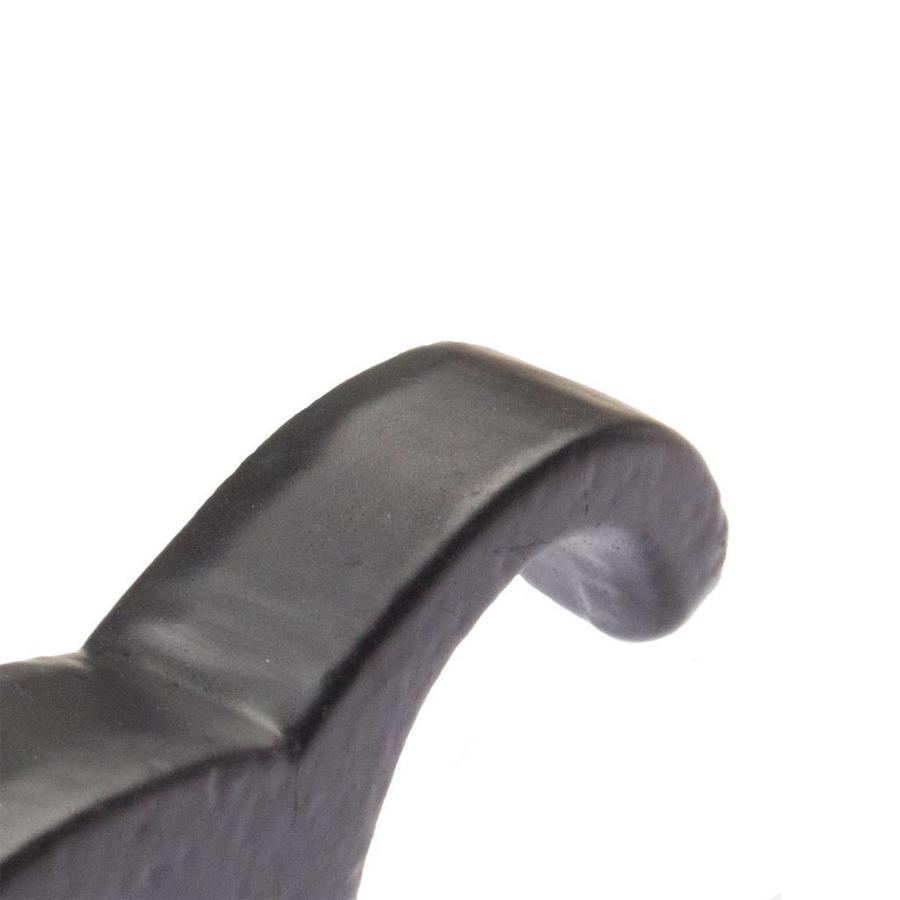 Gietijzeren plafondhaak - zwart - Voordeelpak 15 stuks