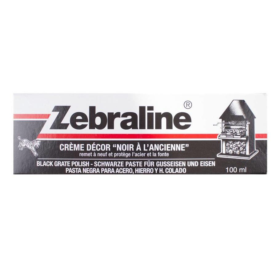 Zebraline Kachelpoets - Tube kachelzwart 100ml