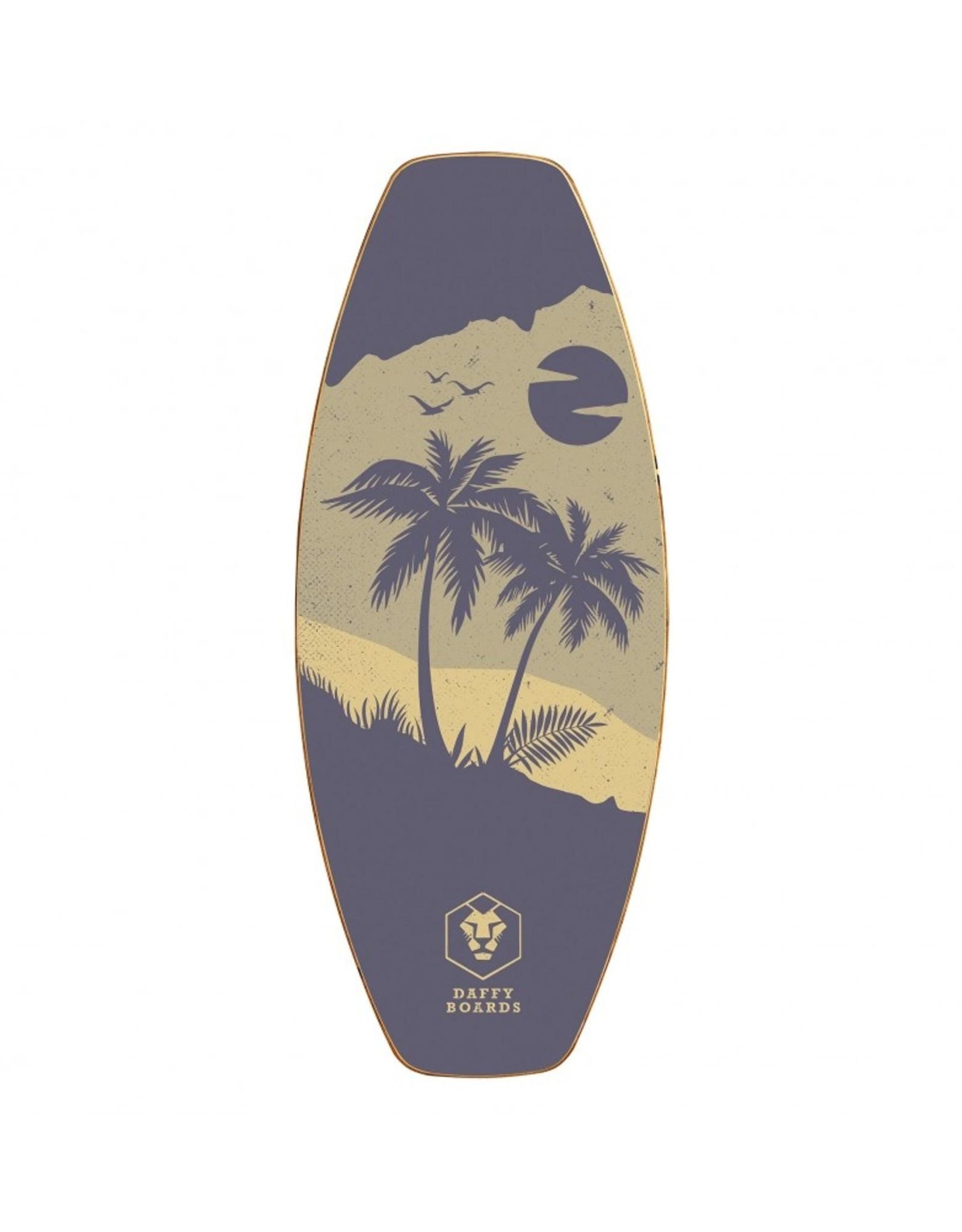 """Daffy Boards Wake Set """"Palmtrees"""""""