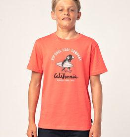 Rip Curl Animalous T-Shirt für Jungen