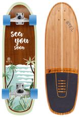 CODY - Surfskate Board komplett