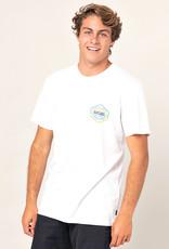 Rip Curl Twice D'Ams kurzärmliges T-Shirt