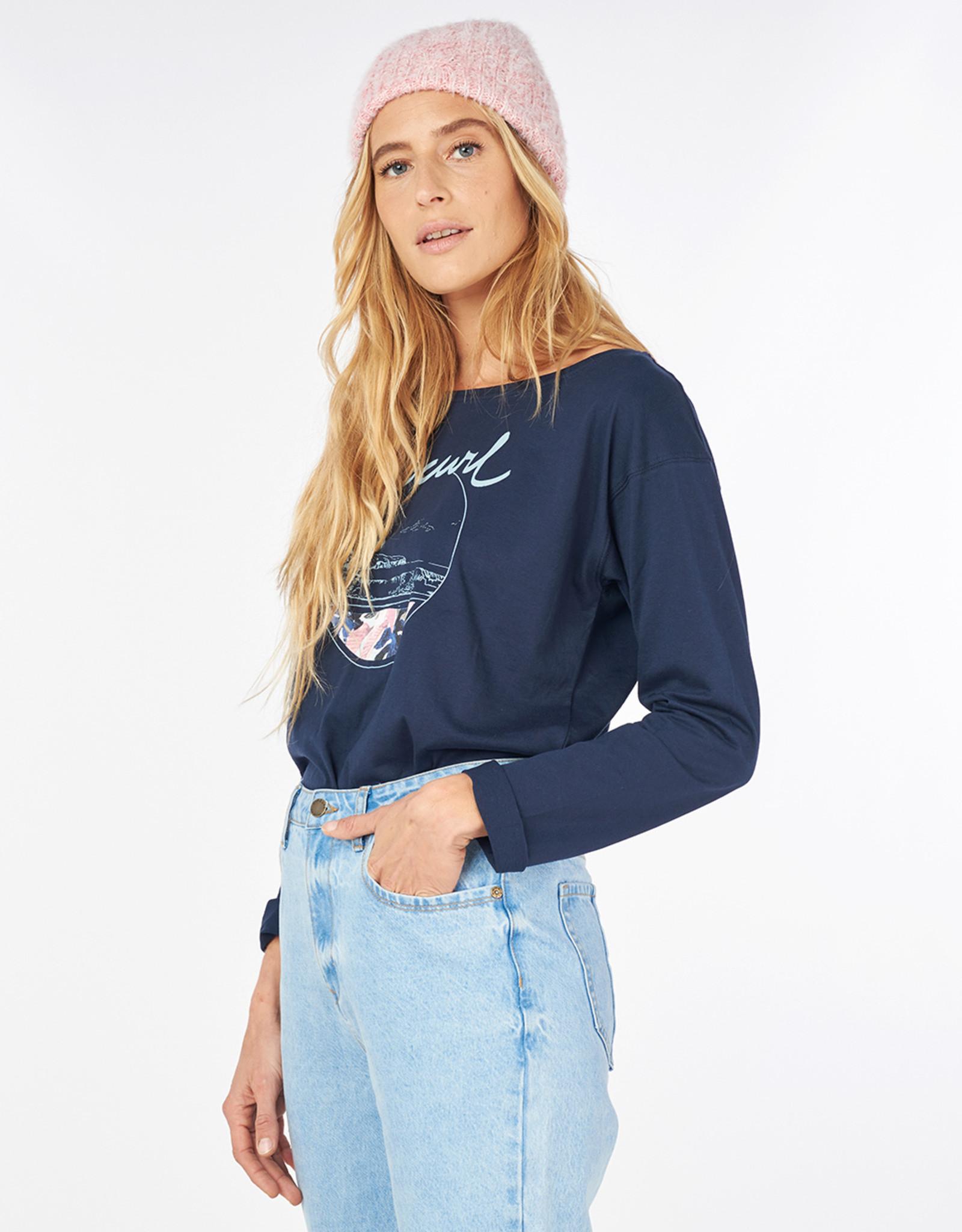 Rip Curl Organic Drift Langarmshirt