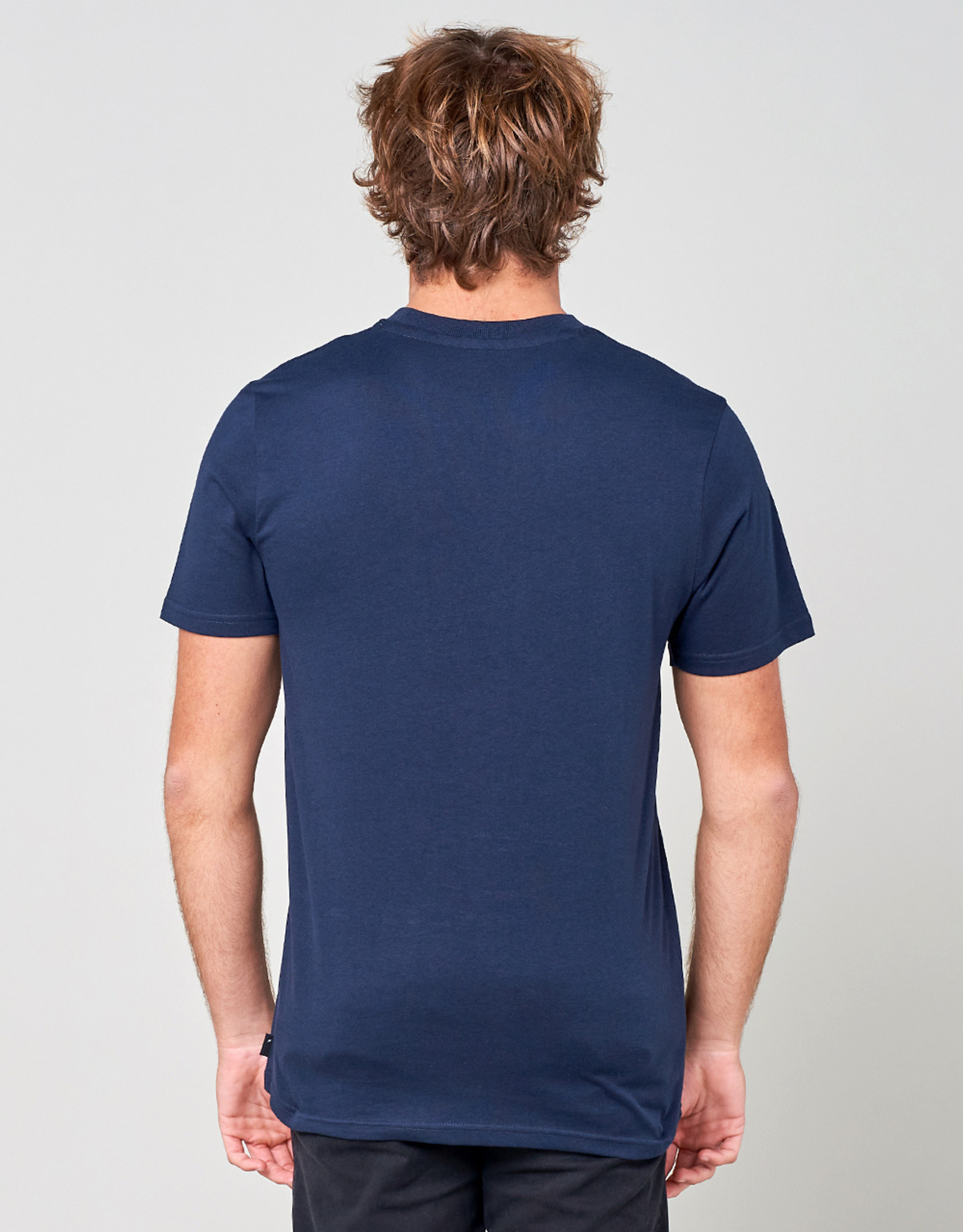 RIP CURL Down the Line Stripe Short Sleeve T-Shirt