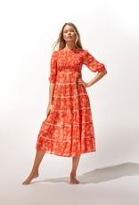 Watercult PATCHWORK FLORALS - DRESS