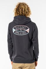 Rip Curl D'Ams – Fleecejacke mit Kapuze und Reißverschluss