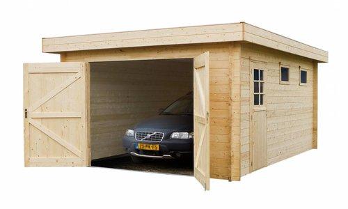 Carport en garage