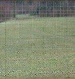 Tuindeco Gaaselement met Hardhouten Kader 180x180cm