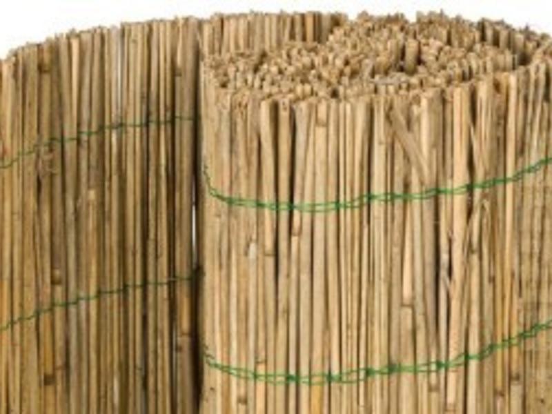 Tuindeco Rietmatten meervoudig op rol 200cmx150cm