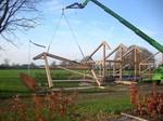 Van Gelder Hout Douglas Schuur op Maat Oene / Maatwerk