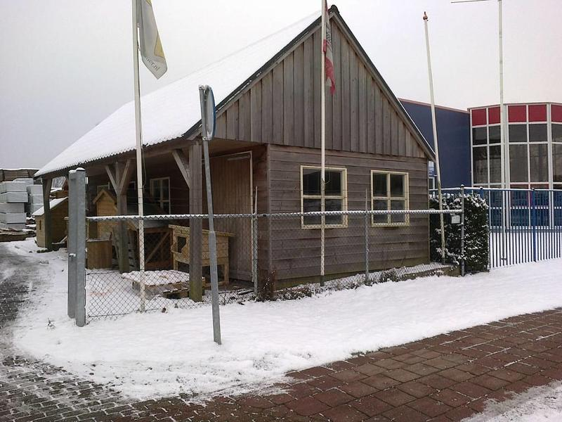 Van Gelder Hout Douglas Schuur op Maat