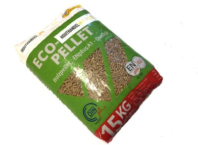 Eco Houtpellets Enplus certificering per volle pallet 70 zakken!