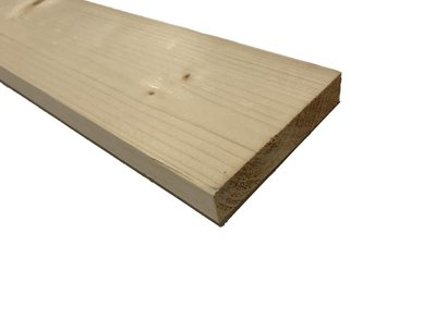 Vuren Plank Geschaafd 18x95mm