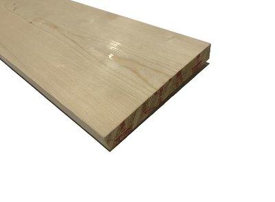 Vuren Plank 18x145mm Geschaafd