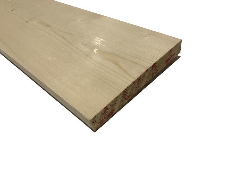 Geliefde Vuren Plank Geschaafd 18x145mm - Onbehandeld Vurenhout TN94