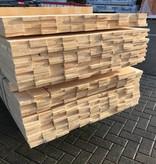 Van Gelder Hout Vuren Plank 18x95mm (1.8 x 9.5cm) Geschaafd