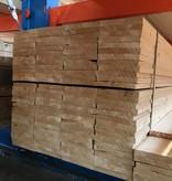 Van Gelder Hout Vuren Plank 18x195 mm (1.8 x 19.5 cm) Geschaafd