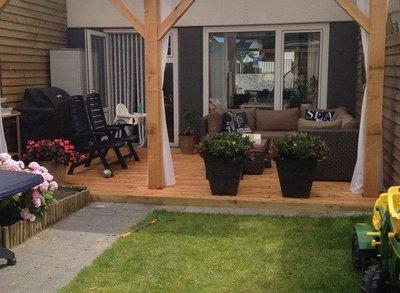 Douglas veranda 700x300cm