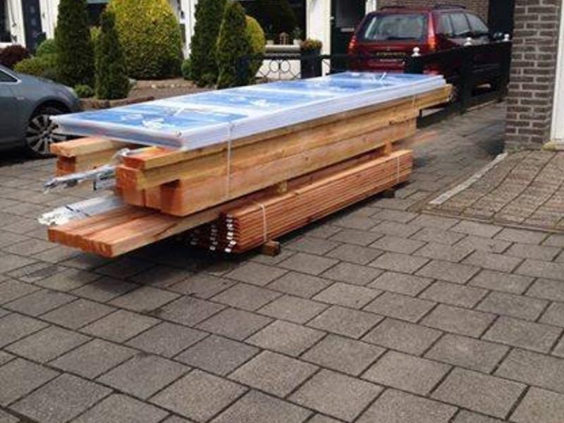 Van Gelder Hout Douglas Veranda 500x350 (5x3.5m)