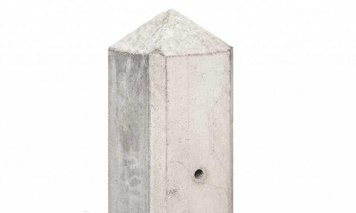 Betonpaal systeem grijs