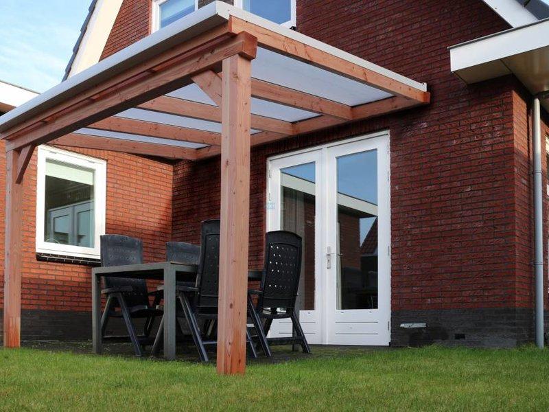 Van Gelder Hout Veranda Douglas Duplo 140 + Glassysteem  G50