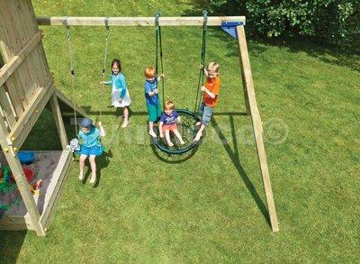 Zelfbouwspeeltoestel Swing
