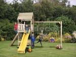 Tuindeco Speeltoren Robin met picknickset en zware trap