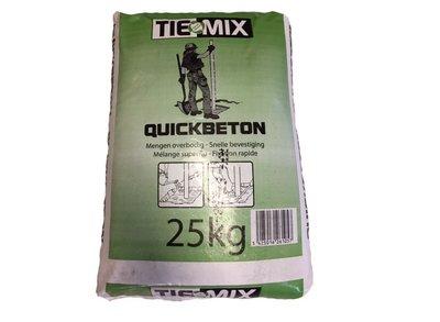 Snel beton 25 kg