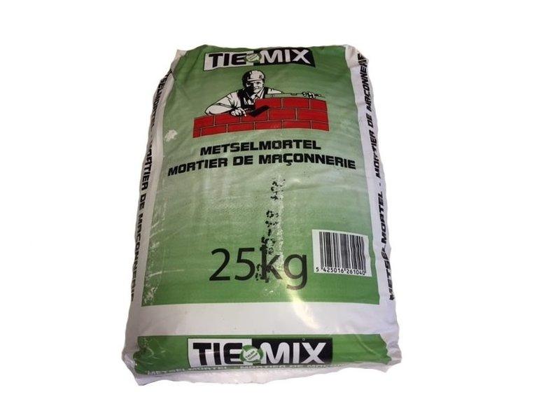 Van Gelder Hout Metsel mortel 25kg