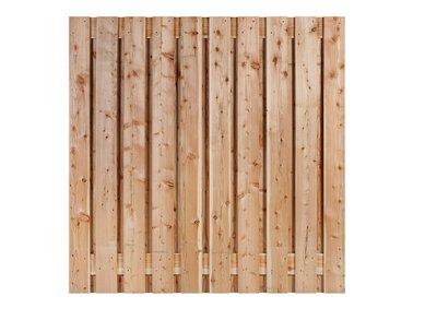 17 planks Douglas schutting Van Gelder