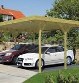 Tuindeco Dubbele Carport 600x500cm (6x4m)