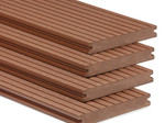 Tuindeco Excellent Massief Composiet Vlonderplank 20x140mm Coffee