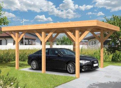 DHZ Carport Sloten