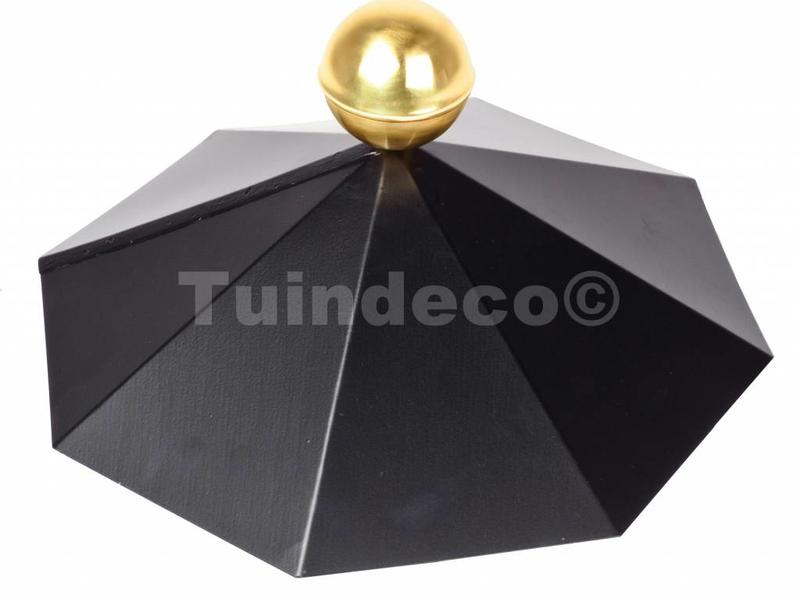Tuindeco Afdekkap voor achthoekig dak