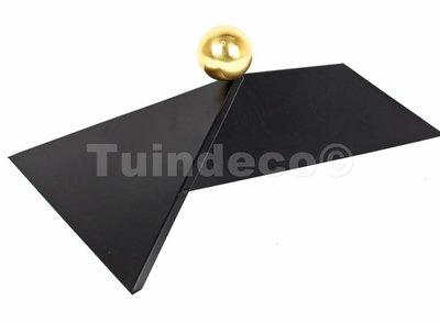 Afdekkap voor rechthoekig dak