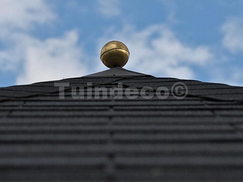 Tuindeco Messing bol