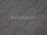 Tuindeco Dakshingles Hexagonaal Zwart, Rood of Groen